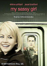 My Sassy Girl [DVD] Region 2 Jesse Bradford, Elisha Cuthbert, GREAT ROM COM  NEW