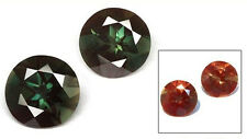 [japan quality] Color Change Andesine [pair] 2.10C Loose Gemstone