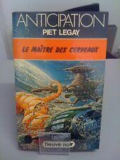 Piet LEGAY - Le Maître des cerveaux (FLEUVE NOIR ANTICIPATION N° 961)