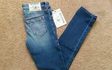 NWT True Religion girls size 10 skinny jeans