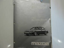 1998 Mazda Protege Service Repair Workshop Shop Manual FACTORY OEM