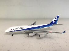 Hogan  Wings 1:500 Boeing 747-400 ANA JA8962 Ref: NH50004 a die cast model