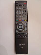Denon RC-1168 Remote Control Part # 30701010300AD For AVR-1713
