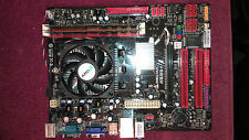 Biostar N68S+ Motherboard & AMD Dual-Core 2.5GHz CPU & 2GB RAM Combo Kit