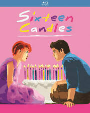 Sixteen Candles (Blu-ray, 2016,Pop Art Cover)New,WS,Comedy,Molly Ringwald,1980's