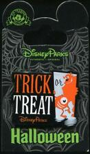 Mike & Sulley Trick or Treat Halloween Monster's Inc. U Disney Pin 110847