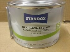 Standox Clearcoat Additive Blue  500ml  for Ford Candy Blue Z9  Tint for Lacquer