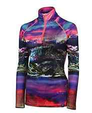 NWT Neve Designs Limited Edition Mountain Zip Neck FREE/FAST SHIPPING Size:  XL