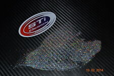 Glitter Holo Glitzer Metal Flakes 20g. Holographie silber GP 0,27 €/g no Candy