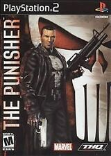 The Punisher (Sony Playstation 2, PS2) Tested, Ready to Play!