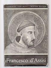 francesco d'assisi - leonardo von matt - walter houser febott