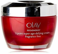 Olay Regenerist Daily 3 Point Super Anti Ageing Treatment Cream 50ml. Free Post