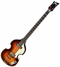 Hofner Ignition Series HI-BB Violin Beatle Paul McCartney Bass with Case