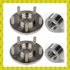 FRONT WHEEL HUB & BEARING FOR ACURA RSX BASE 2002-2006 L OR R PAIR FAST SHIPPING