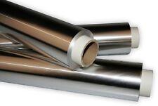 Aluminiumfolie 29,5cm x 50m, Dicke 36my 0,036mm Industriefolie Alufolie