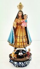 8 inches statue Virgen Caridad del Cobre Our Lady of Charity Virgin