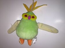 FRUIT COCKATIEL Stuffed Bird Plush CLOUDY WITH A CHANCE OF MEATBALLS 2 Foodimal