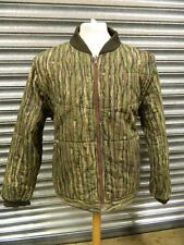 VINTAGE 1980s AMERICAN PADDED REALTREE HUNTING BOMBER JACKET by TROPHY CLUB - L