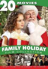 Family Holiday Film Collection: 20 Movies (DVD, 2013, 4-Disc Set) BRAND NEW