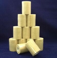 """12 Rolls 3""""x5yds Tender Tape Elastic Wrap Sticks To Itself, Not To You!"""