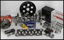 BBC 496 SCAT ROTATING ASSEMBLY WISECO FLAT TOP FORGED PISTONS 496+FT-4.310-2pc