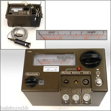 Frieseke & Hoepfner SV500 Radiation Measurement Set ,Version 1, geprüft
