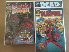 Deadpool #1-33 #0 1997 High Grade Joe Kelly Run Marvel Comics