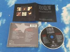 BARRY MANILOW ‎– Greatest Hits - Platinum Collection (2 x CDs - different vers)