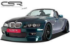 FRONT LIP SPOILER FRONT BUMPER SPLITTER FOR BMW Z3 E36/7 E36/8 96-02 FA010