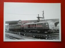 PHOTO  ELECTRIC LOCO NO E5020