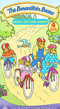 The Berenstain Bears - Bears Out and About! (VHS MOVIE)