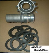 "2""  TRASH PUMP HOSE GASKETS CAM LOCK GASKETS 10 PK -"
