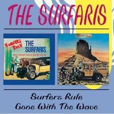 Surfaris,the - Surfers Rule/Gone With the Wave
