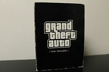 Grand Theft Auto: The Trilogy (Microsoft Xbox, 2005) 3 / Vice City / San Andreas