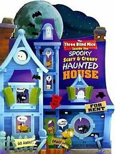 The 3 Blind Mice inside the spooky scary & creepy Haunted House (Story Book)