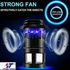Electrical LED Mosquito Killer Fly Bug Insect Pest Control Trap zapper with Fan