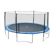 SuperJumper 16 ft Trampoline Combo - Trampoline + Safety Net