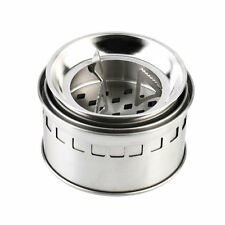 Outdoor Portable Wood Burning Backpacking Emergency Survival Camping Stove IM