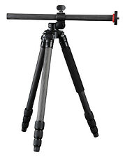 "66"" Professional CK-258R Light Carbon Fiber Camera Tripod,Panoramic Ball Head"
