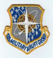 1970s 172nd MILITARY AIRLIFT GROUP patch