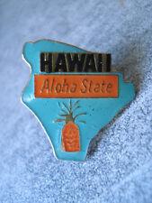PINS ALOHA STATE HONOLULU HAWAI