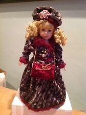 DanDee Collector's Choice Fine Porcelin Doll-Excellent Condition