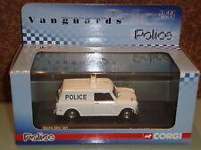 Corgi Vanguards Morris Mini Police Van Ayrshire Constabulary VA01419 BNIB