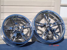 Harley Chrome Street Glide Special Enforcer Wheels 2014- 2016 Rims Exchange Only