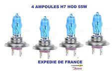 6 AMPOULES AUDI A4 (B8) ALLROAD XENON HOD H7 H11  55W +30% NEUF