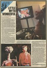 11/12/82Pgn12 Review & pictures: Spielbergs E.t. The Extra Terrestrial