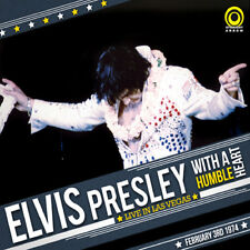 Elvis Presley - With A Humble Heart - Digi Pk  2x CD - New & Sealed