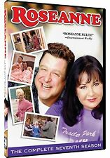 Roseanne Complete Seventh Season 7 Seven DVD SET Collection Series TV Show Lot R
