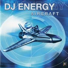 DJ Energy - Aircraft - CD Album - SWISS TRANCE - TBFWM