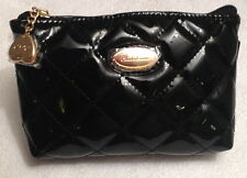 Claudia Canova/Black/Squares/Cosmetic/Purse/Bag/New